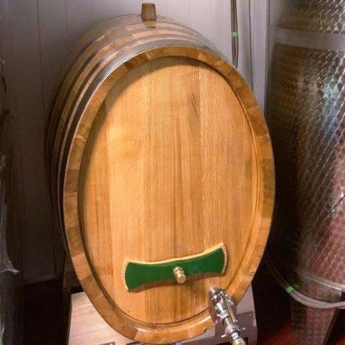 Chardonnay-Fass