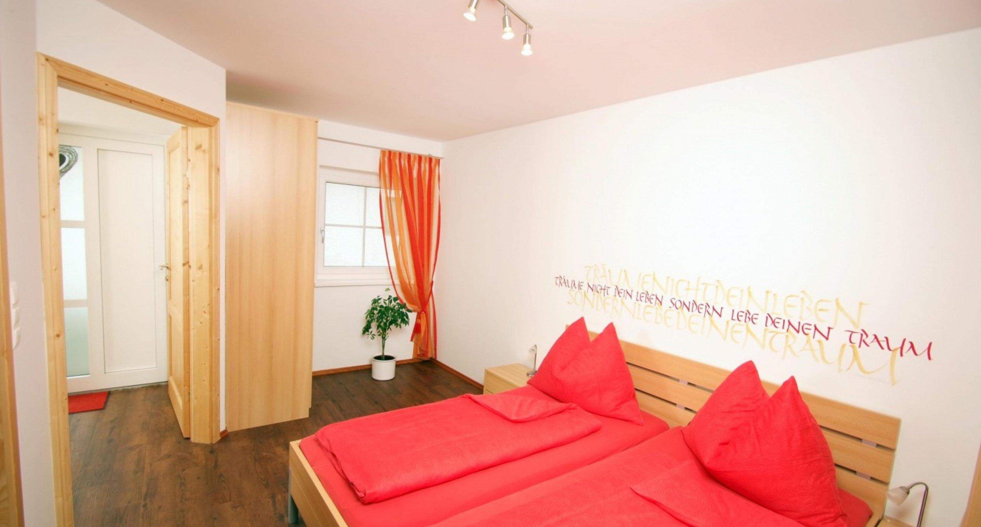 Ferienwohnung Fuchsenloch - Schlafzimmer 3