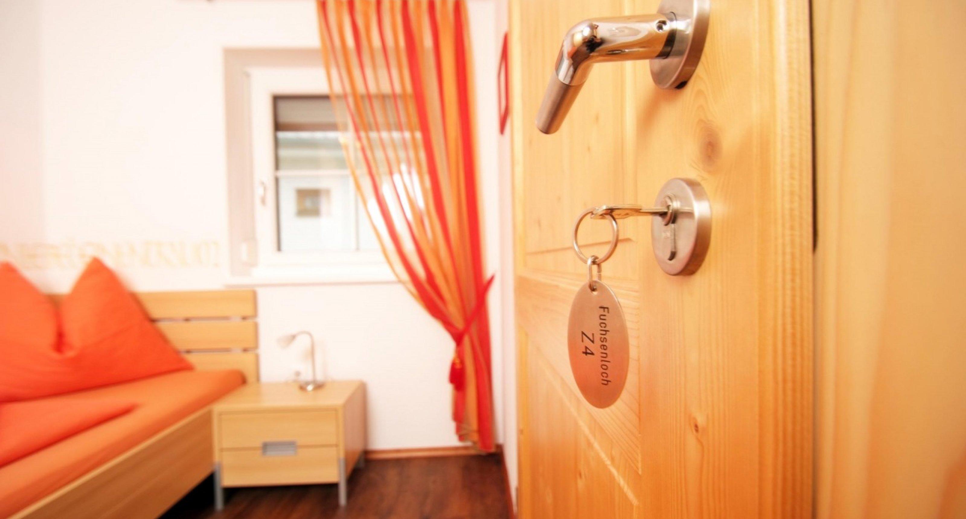 Ferienwohnung Fuchsenloch - Schlafzimmer 4