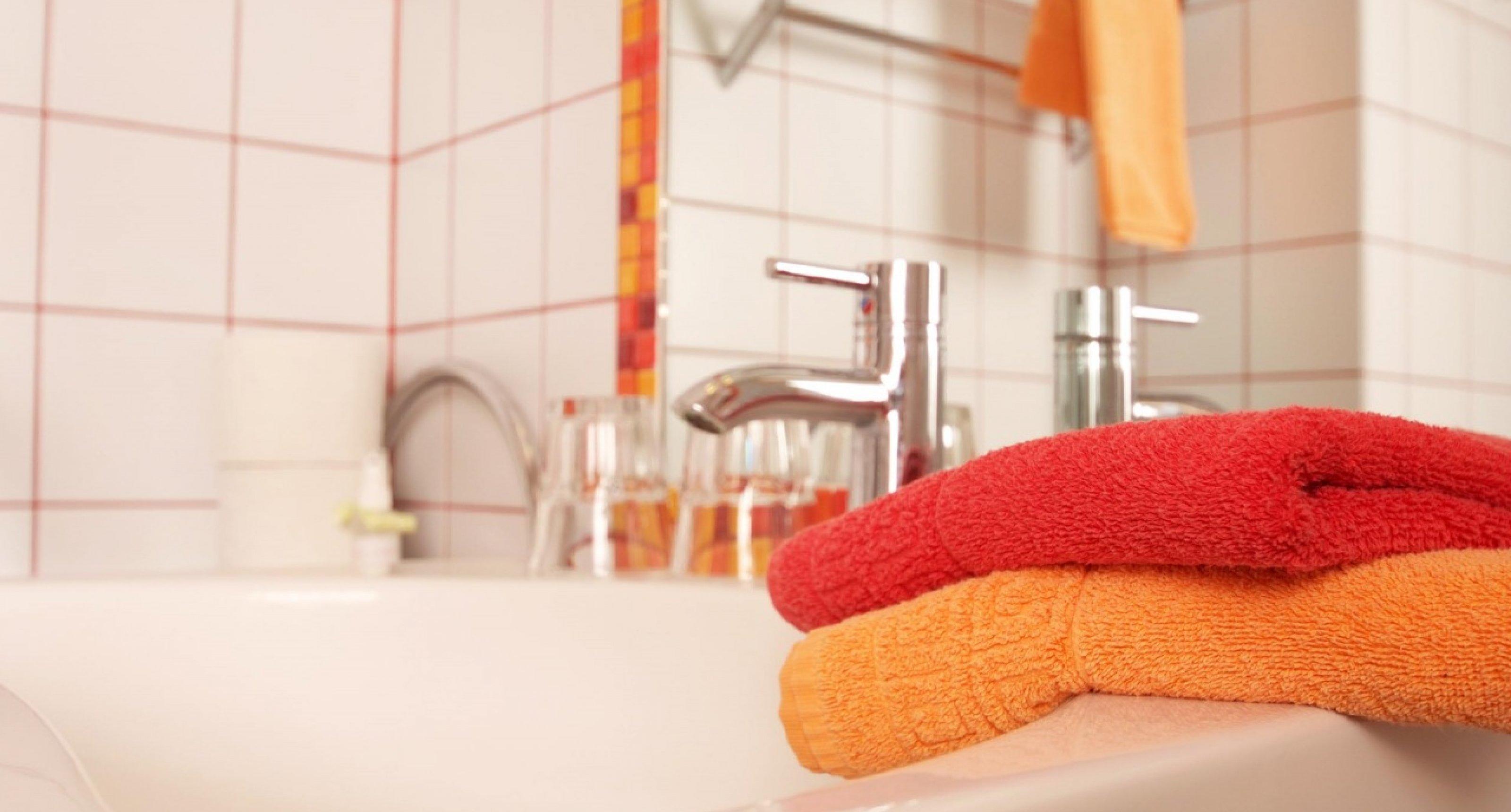 Badezimmer - farbenfroh & selbstverständlich barrierefrei