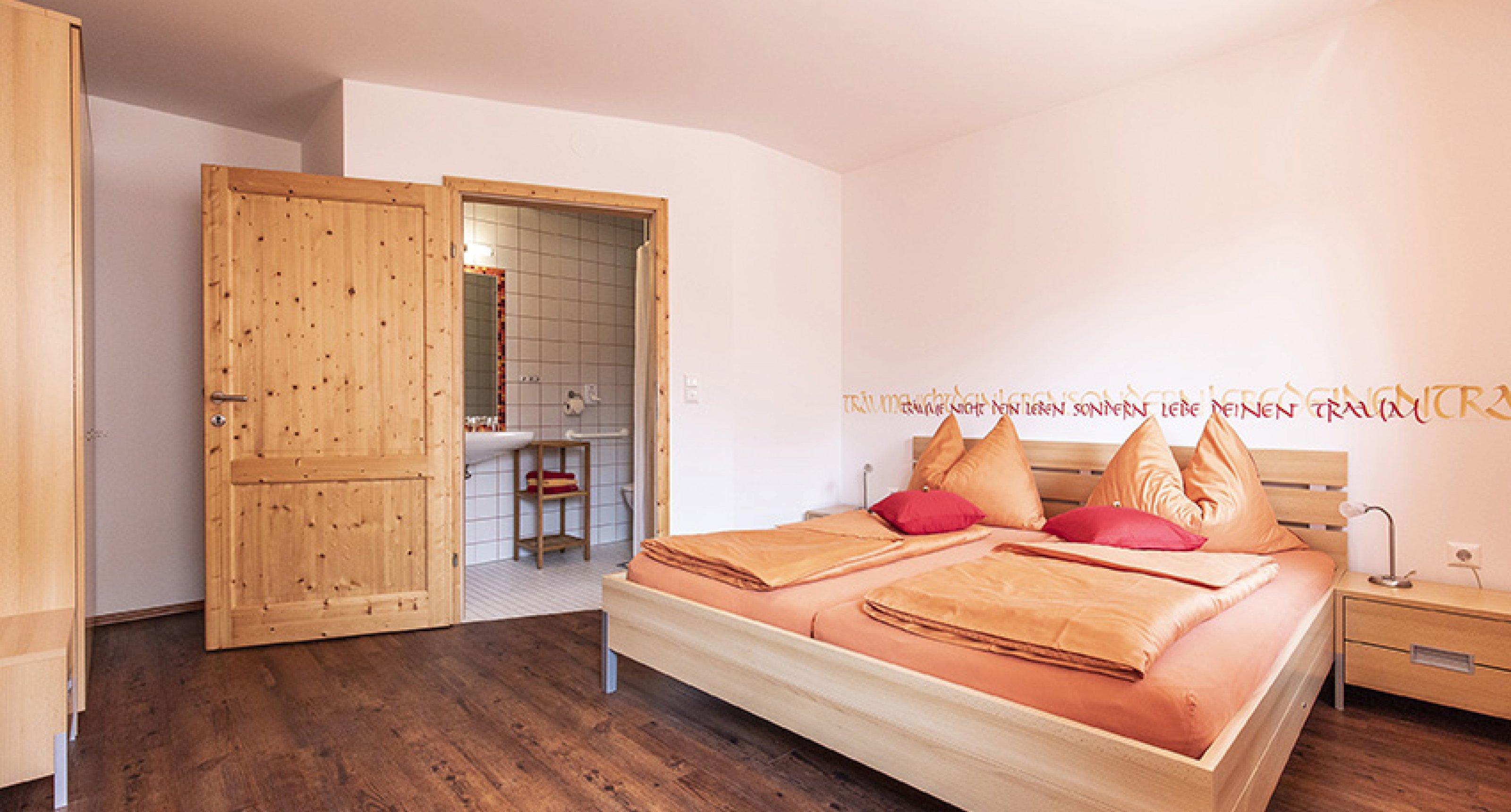 Ferienwohnung Rohrung - Schlafzimmer 2